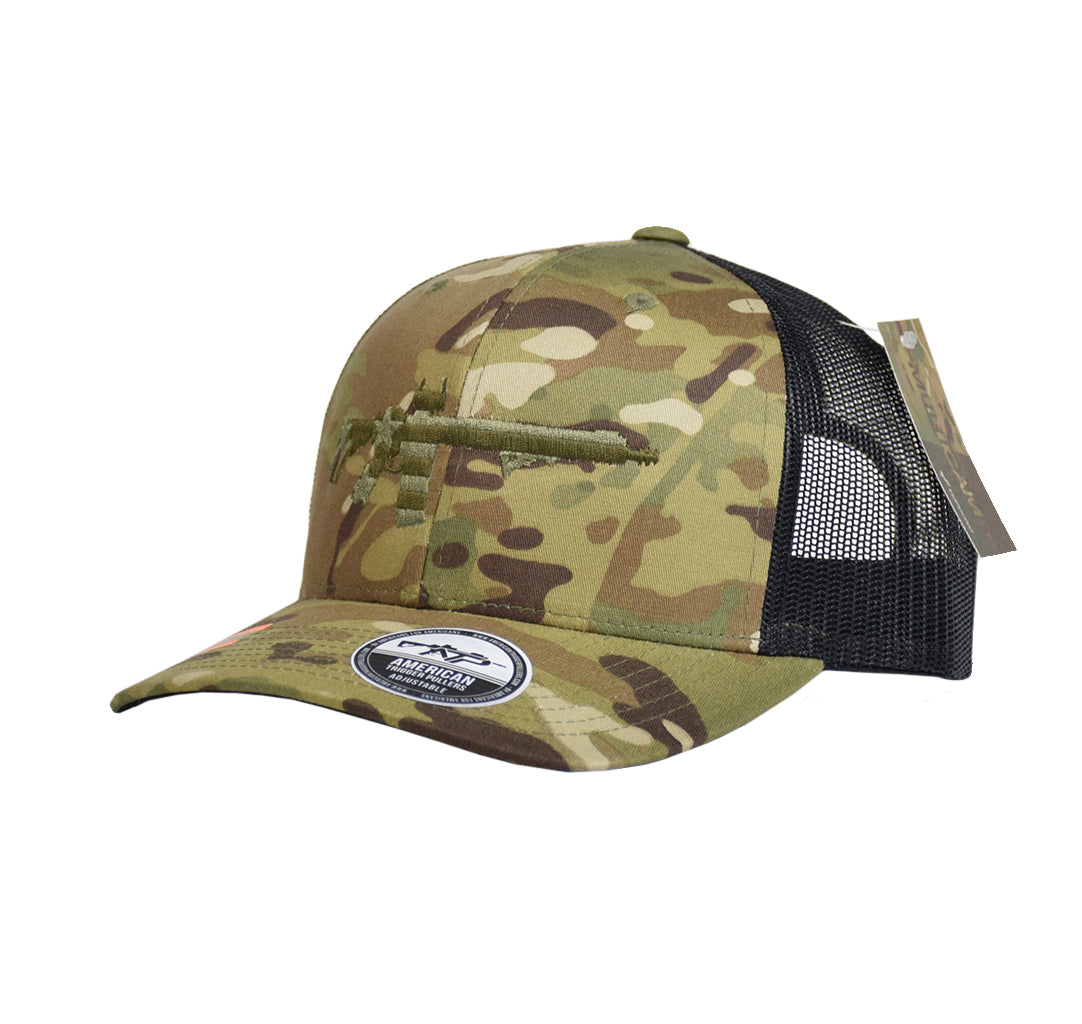 Subdued ATP Rifle Snap-Back