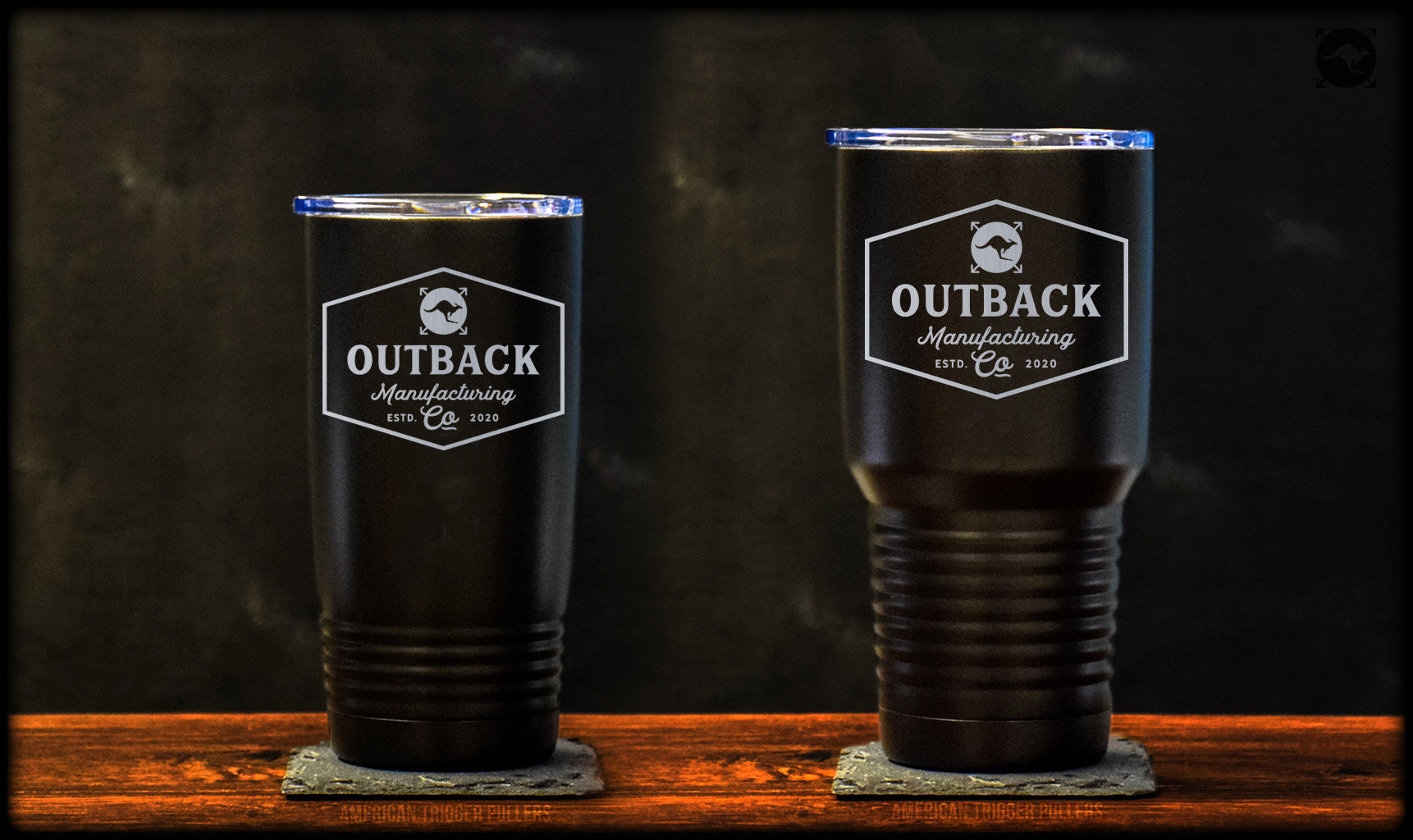 Outback MFG Hex Tumbler