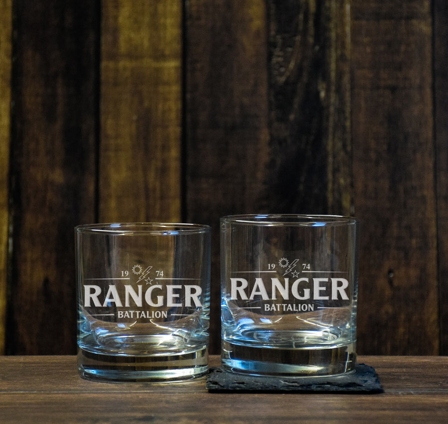 Ranger Batt Guinness Low Ball Set
