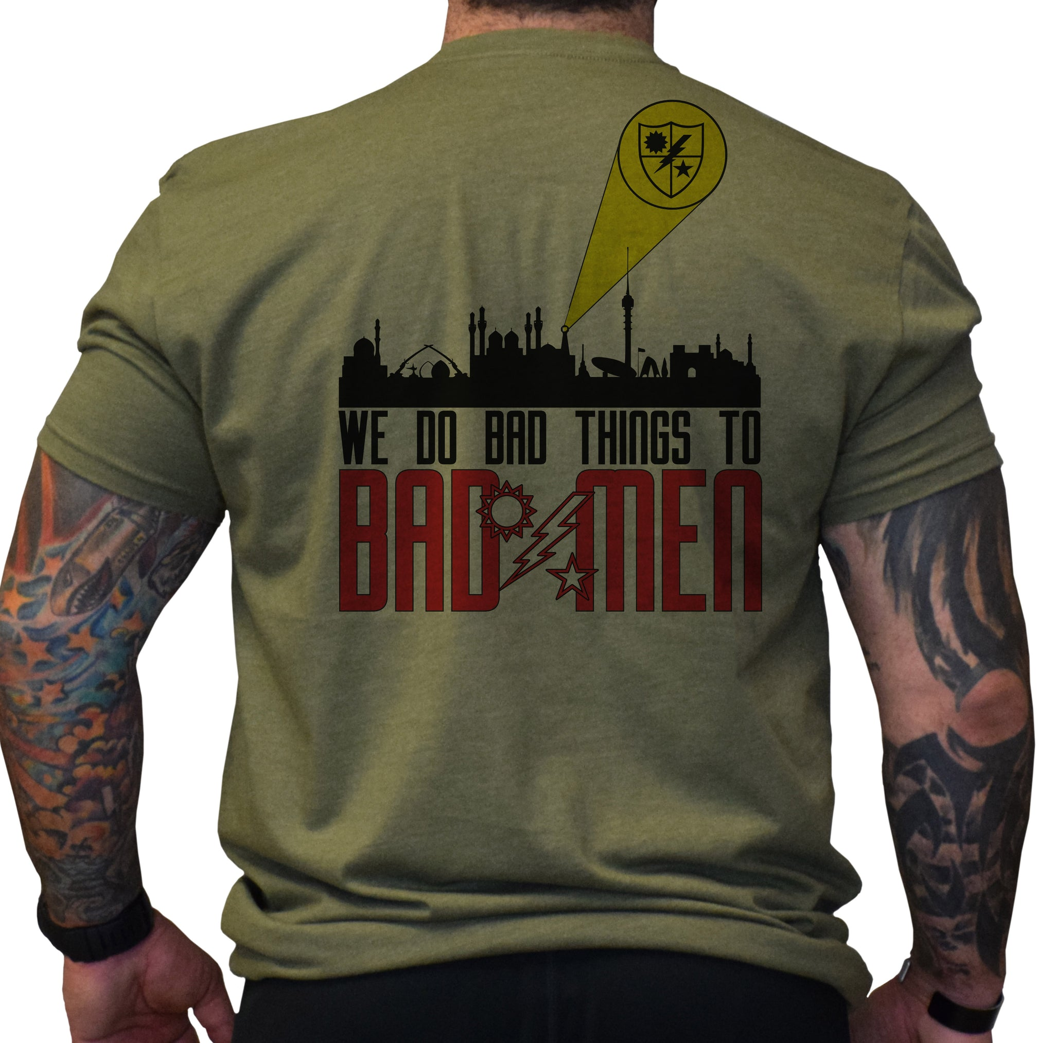 Bad Men Iraq