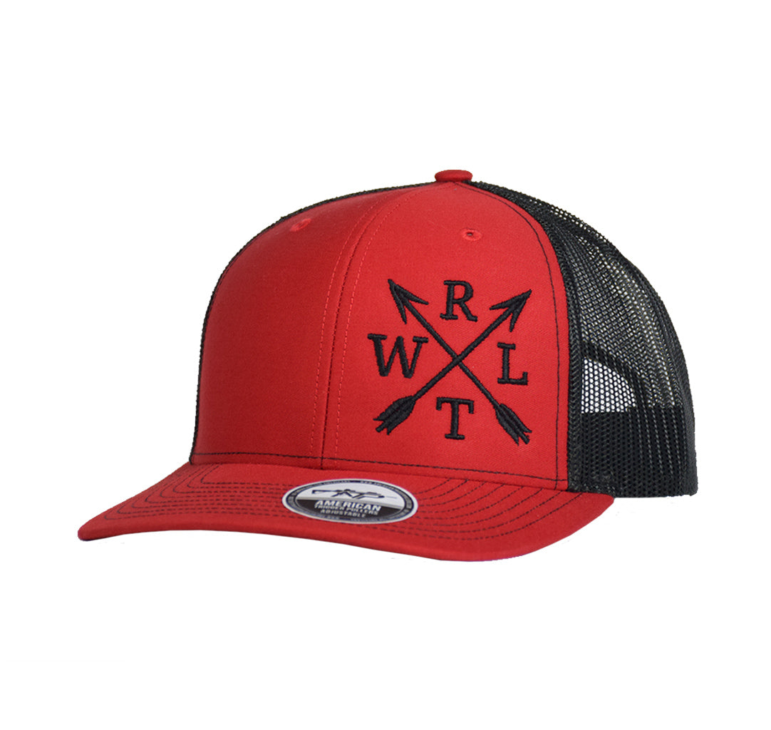 Ranger Cross Snap-Back
