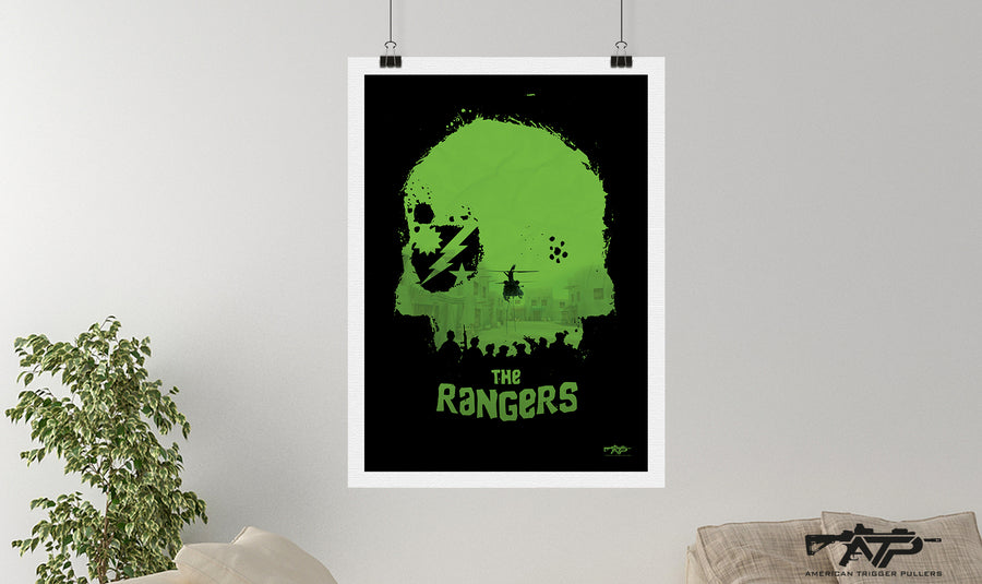 Ranger Goonies Canvas
