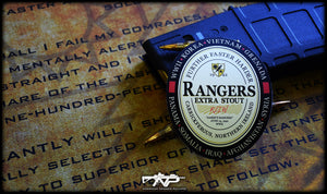 Ranger Guinness Vinyl Sticker
