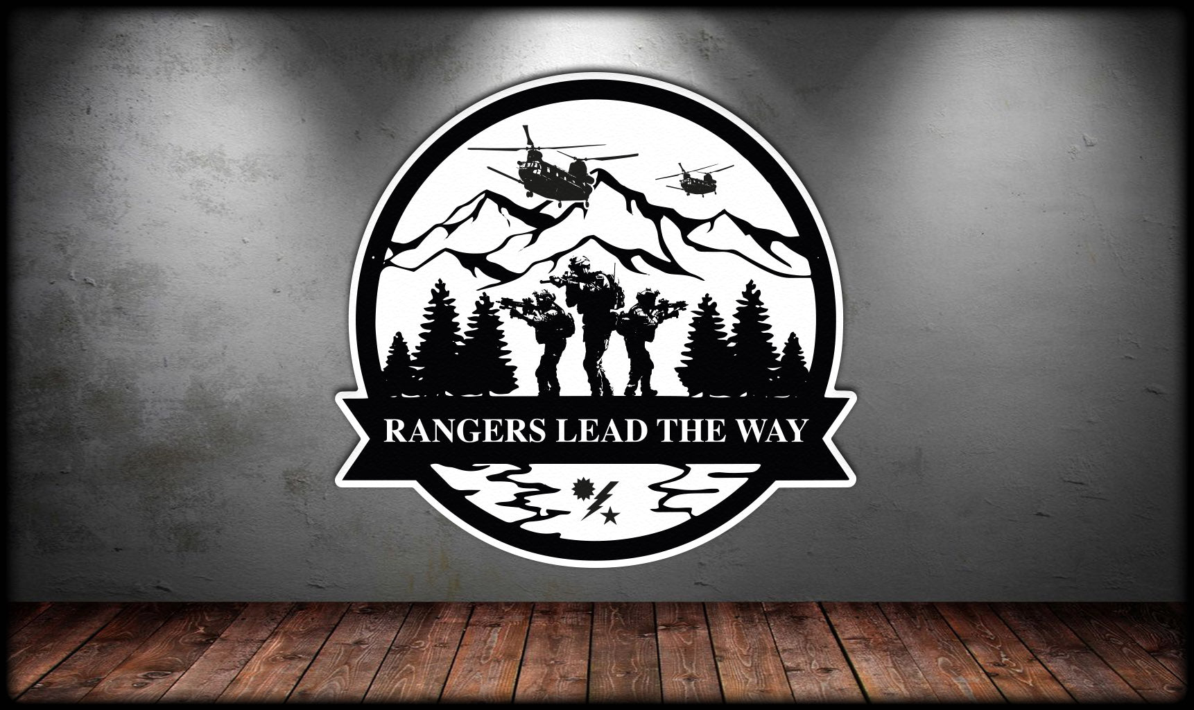 Ranger Objective Sticker