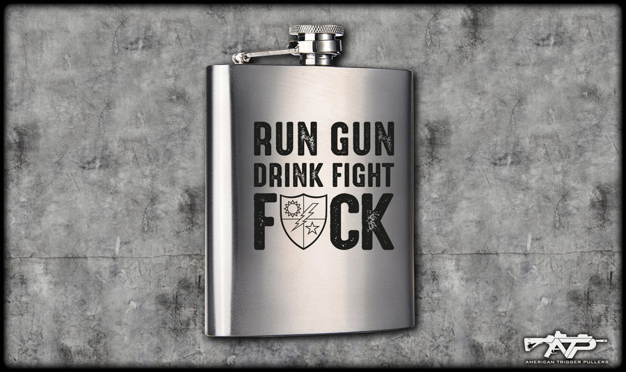 Run Gun Flask