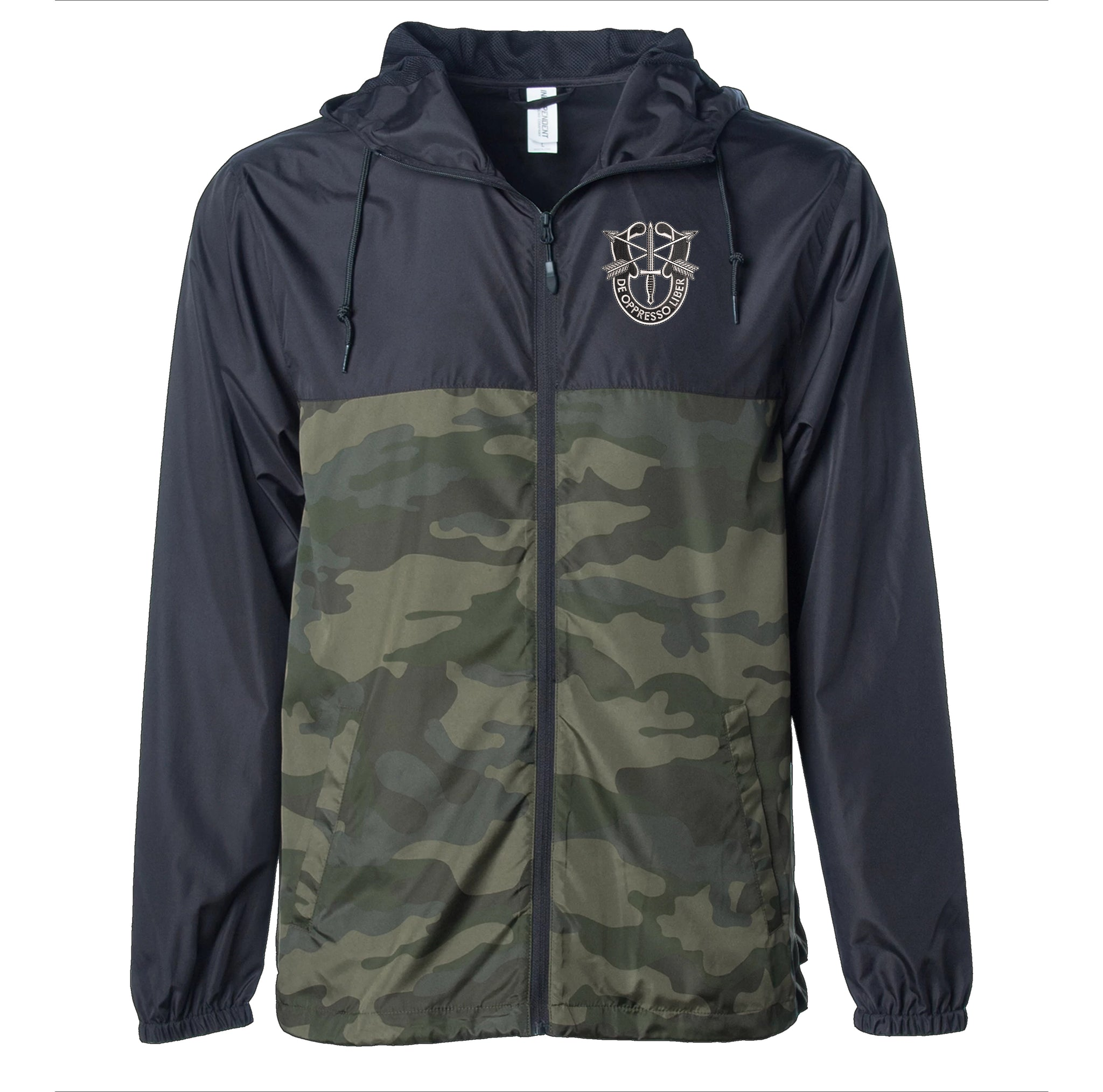 SF Crest Windbreaker