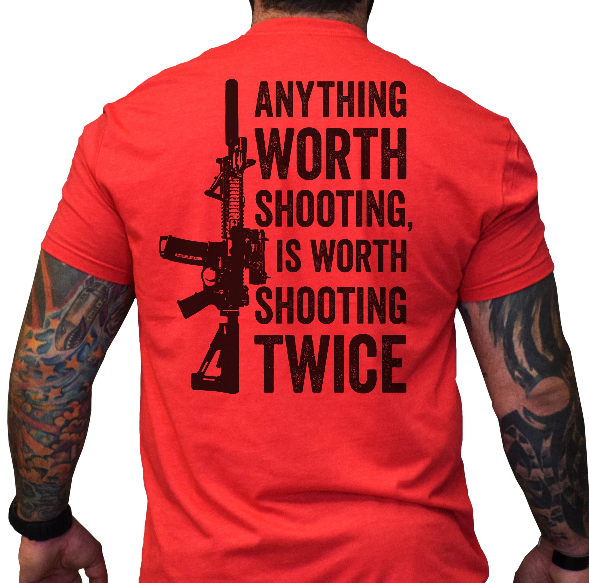 Anything Worth Shooting