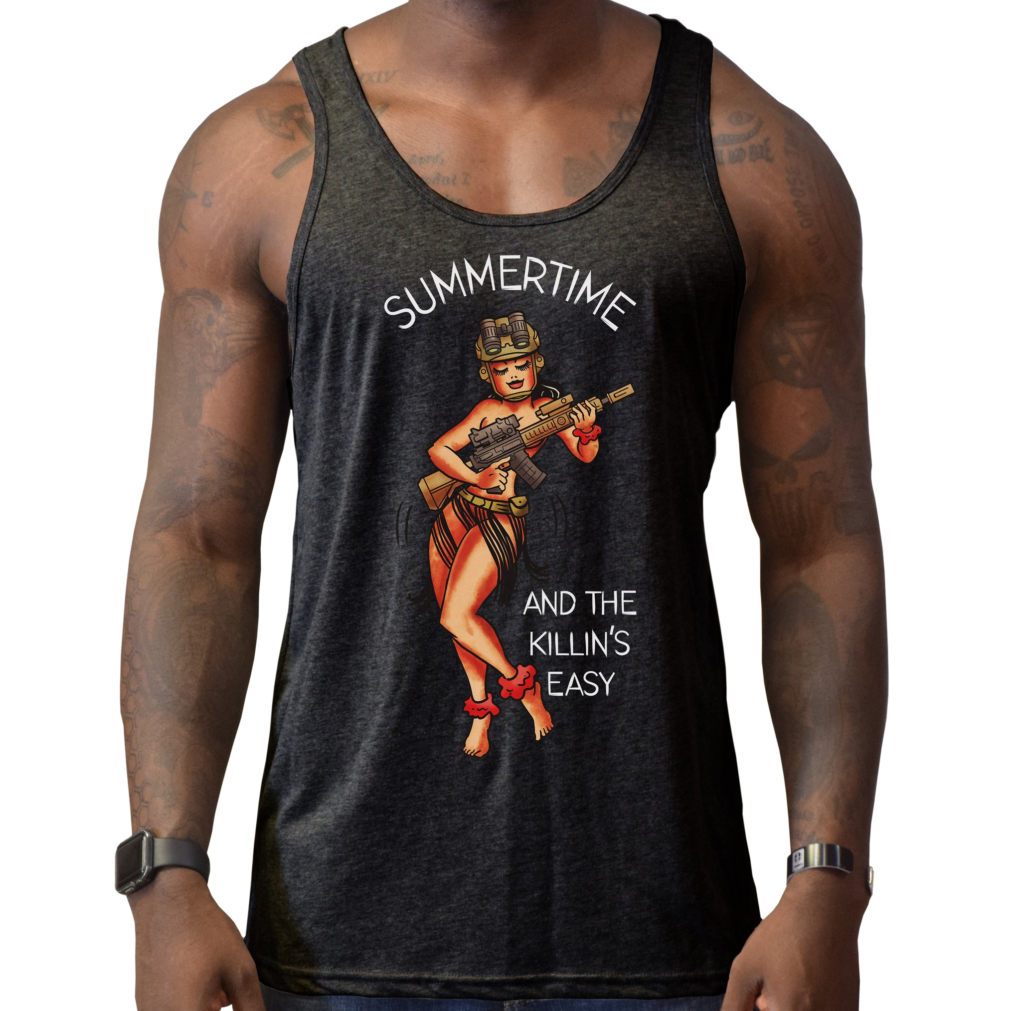 Summertime Killin' Tank