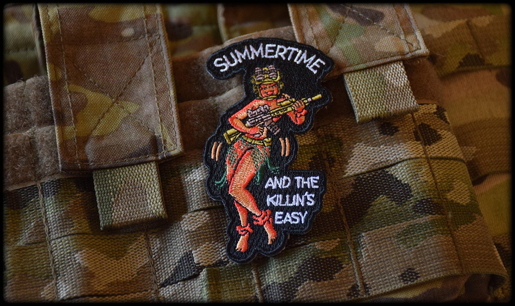 Summertime Killin' Patch