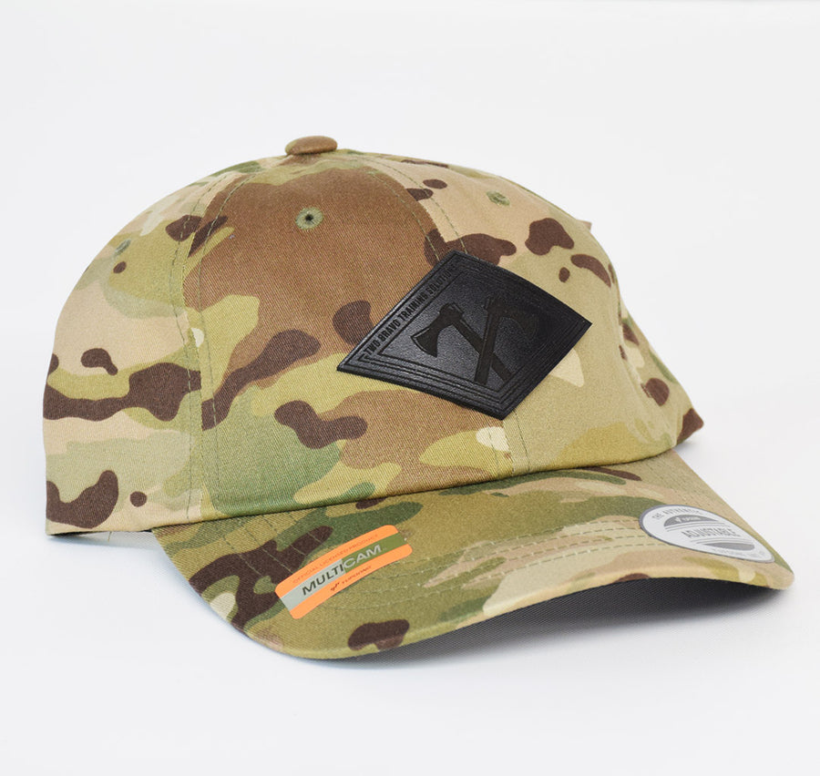 Two Bravo Camo Dad Hat
