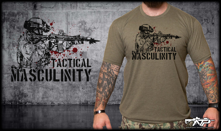 Tactical Masculinty