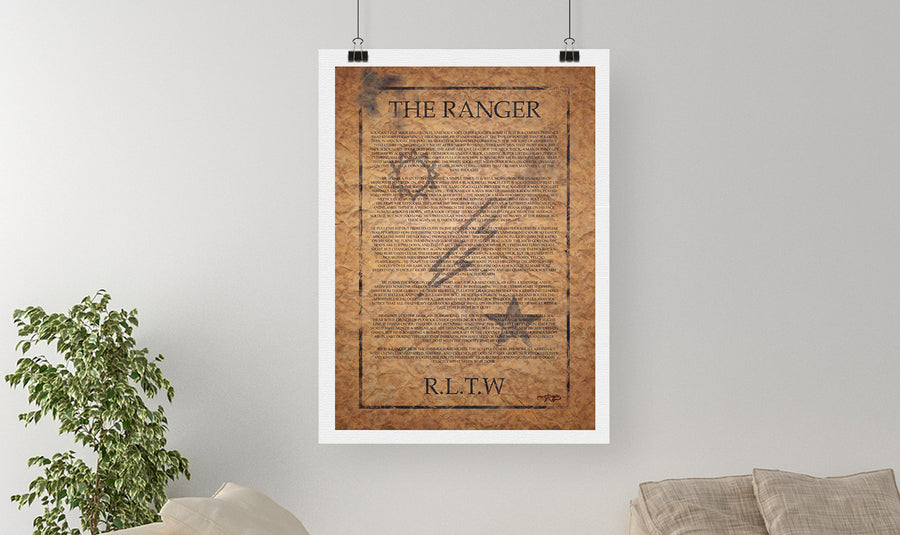 The Ranger Canvas