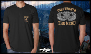 173rd - The Herd Paratrooper