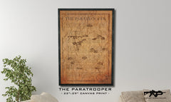 The Paratrooper - Print