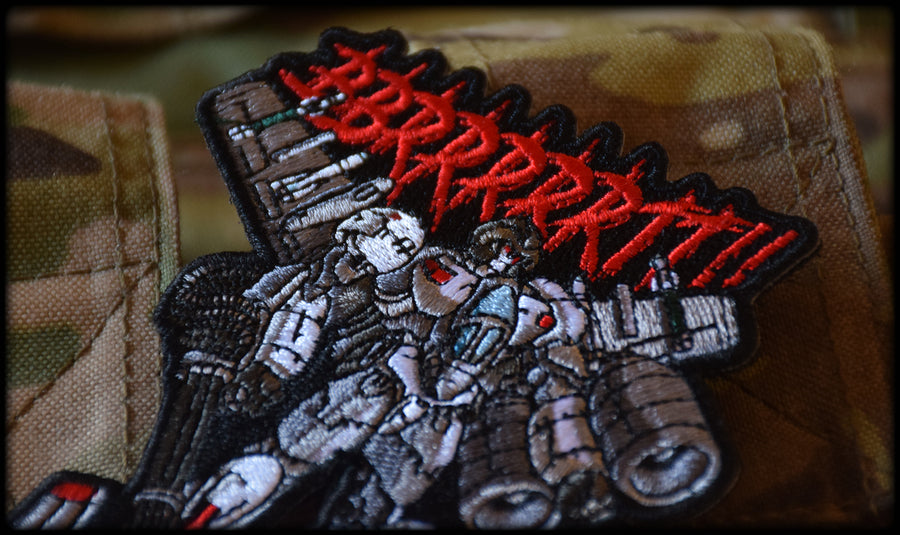A-10 Warthog Transformer Patch