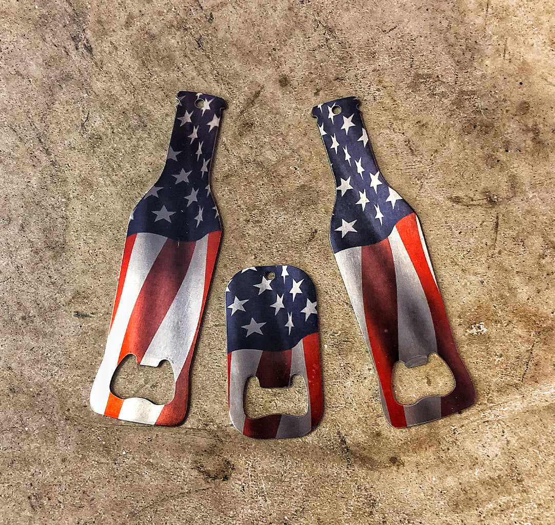 USA Bottle Opener