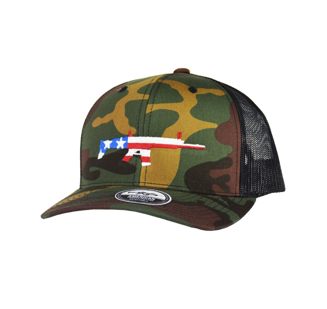 USA SCAR H Snap-Back