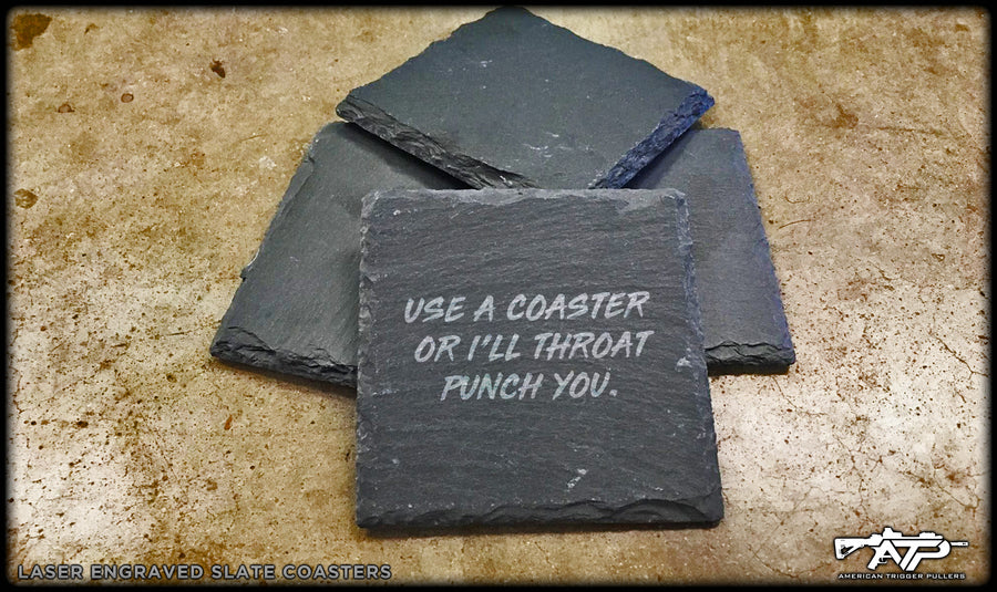 Use A Coaster (Set of 4)
