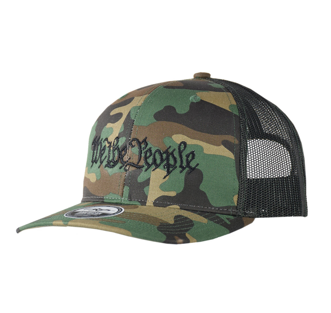 We The People Snap-Back