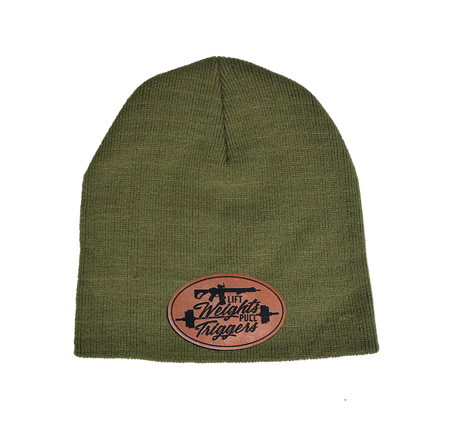Weights & Triggers Beanie