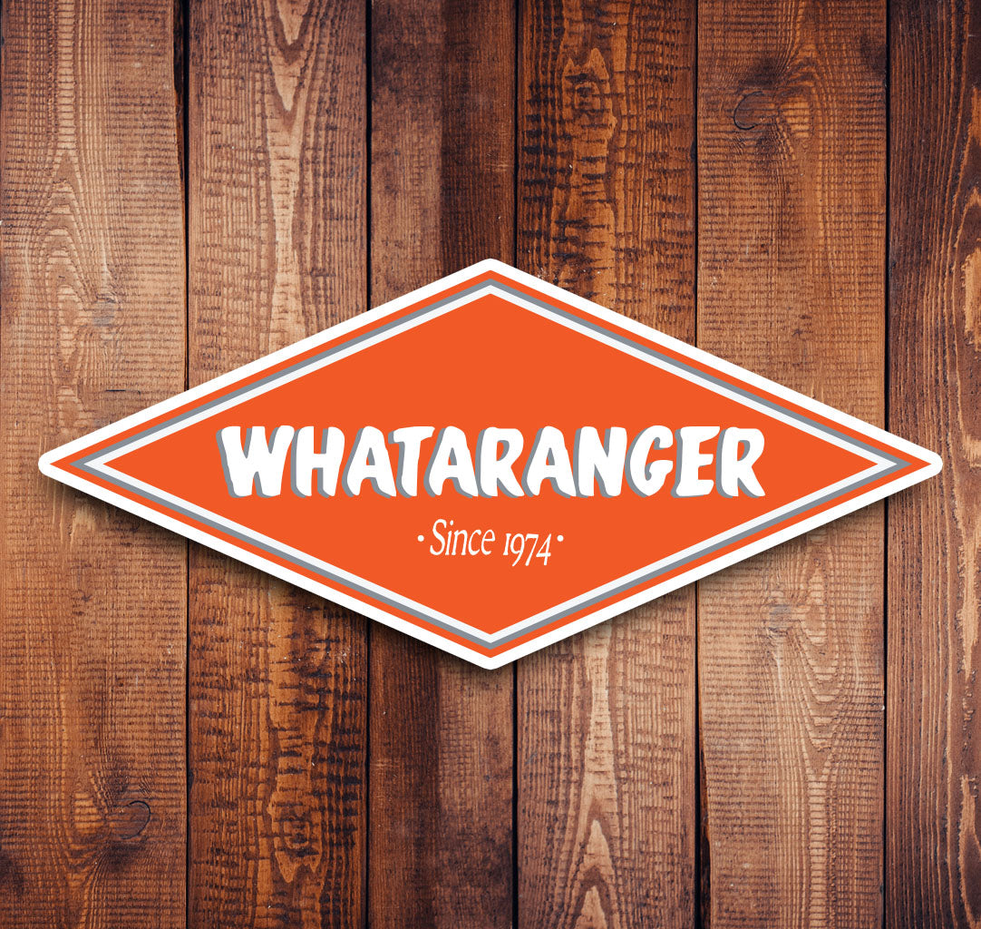 Whataranger Sticker
