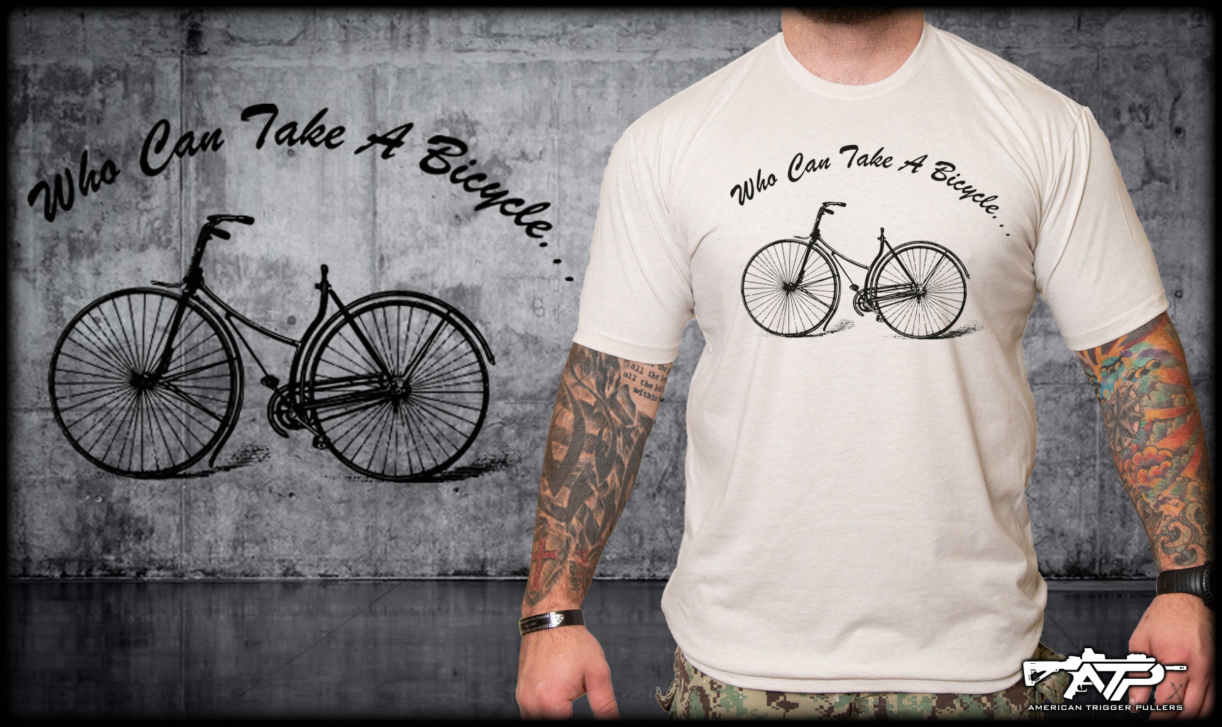Who Can Take a Bicycle