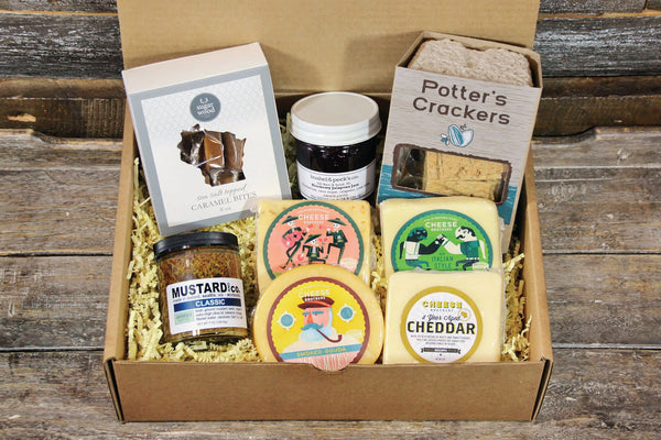 Brothers' Favorites Gift Box