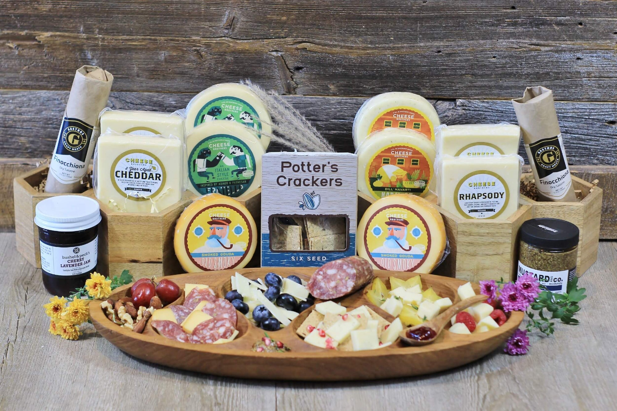 Deluxe Charcuterie Pack