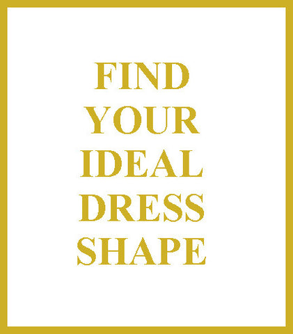 Find Your Dress Shape