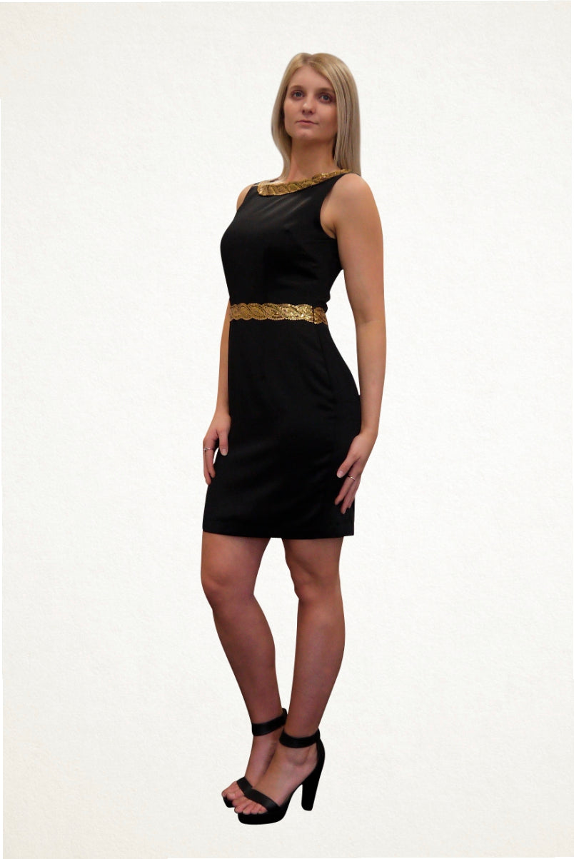 Jacinta Little Black Dress