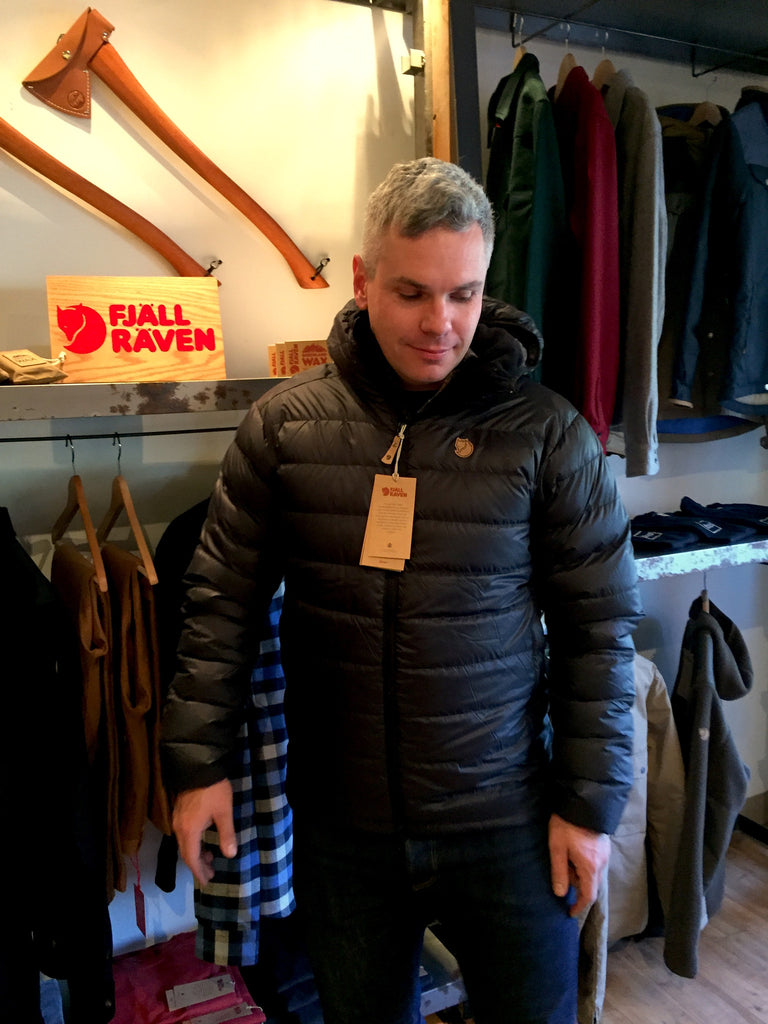 Killer Fjallraven Pak Down Jacket Review