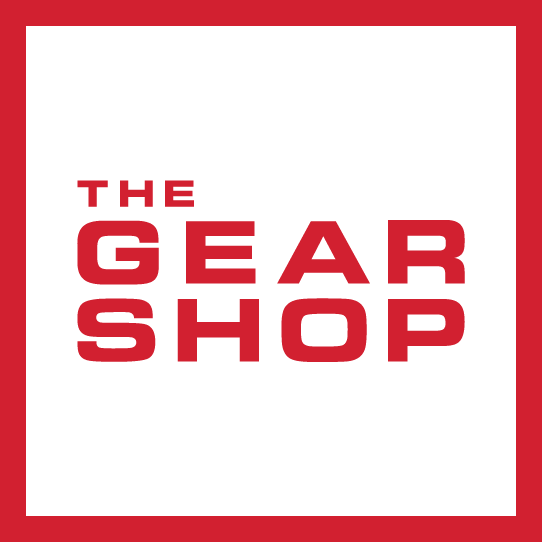 The Gear Shop  logo