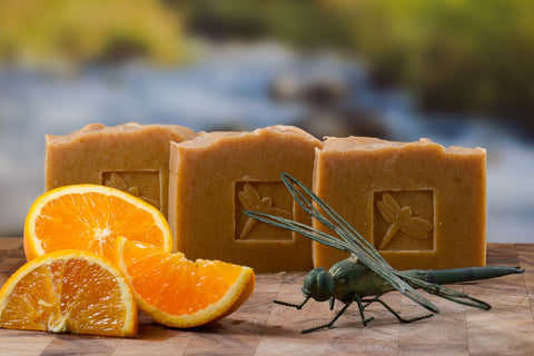 Dragonfly Migration Soap