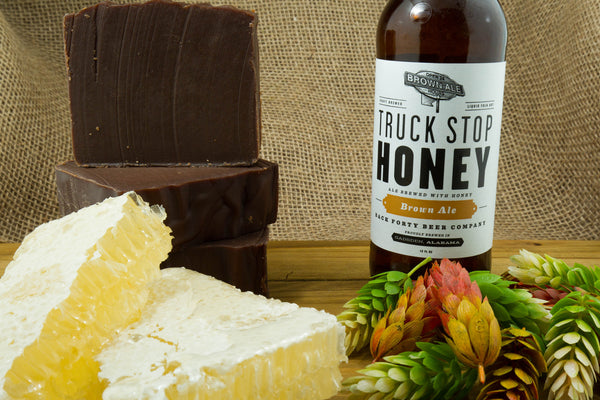 Buzzed Sudzzz Beer and Honey Soap
