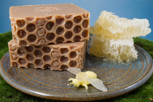 Honey Bee Soap - Arthropod Apothecary