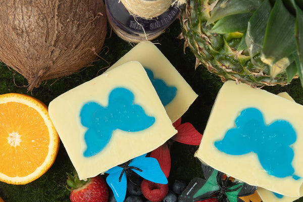 Butterfly Soap - Arthropod Apothecary