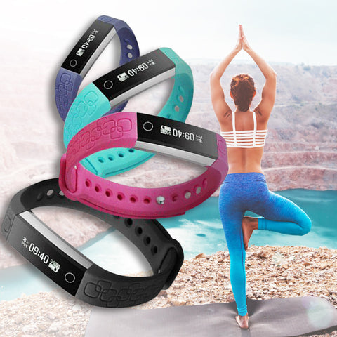 Fitness Tracker Dayfit help you get fit fast