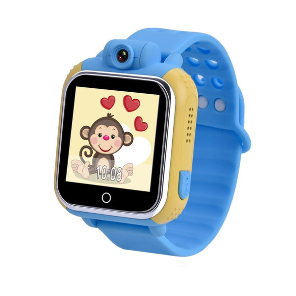 NEW 3G Kids GPS Smart Watch Anti-Lost Tracker - Color Touch Screen & Camera - FitShopPro.com - 1