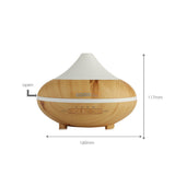 Changing  Color Ultrasonic Essential Oil Diffuser and Humidifier