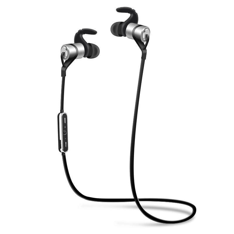 Magnetic Heavy Bass Sports Wireless Headphones