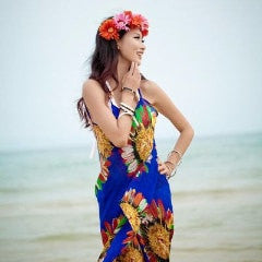 Chiffon Swimwear Cover Up