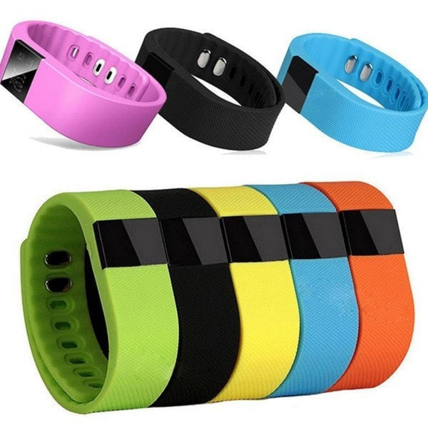Fitness Smartband, Pedometer, Calories & Sleep Monitor