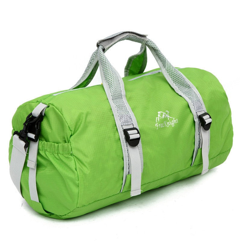 Waterproof Nylon Large Capacity Ultralight Foldable Gym Bag