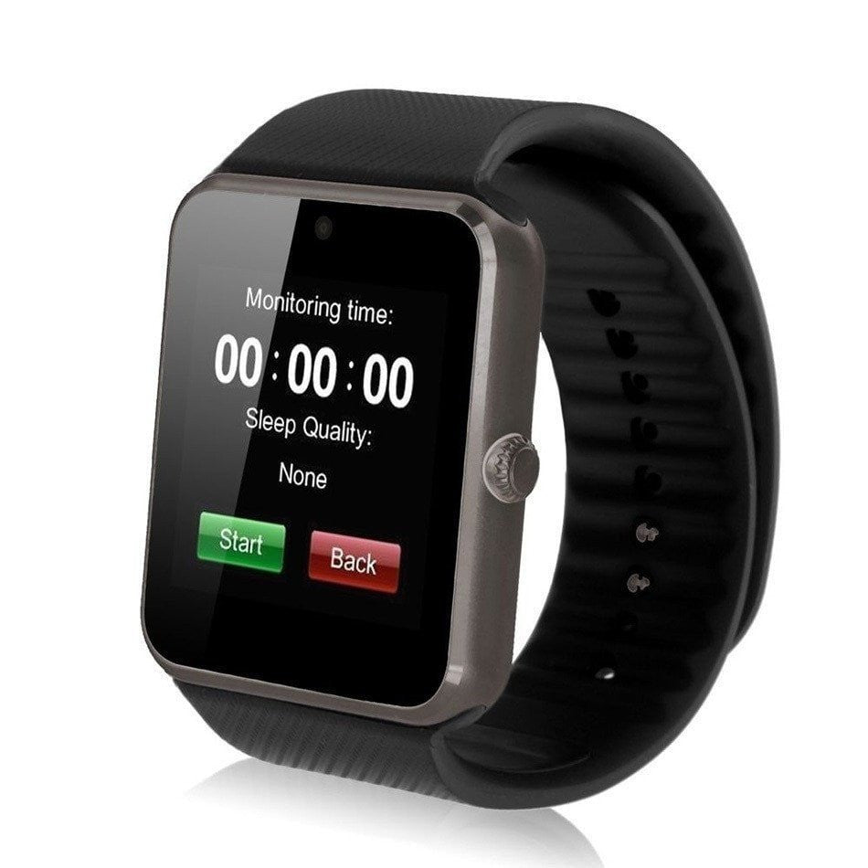 GT Multi Functional Smart Watch - Support Sim Card - Bluetooth Connectivity - By Epiktec