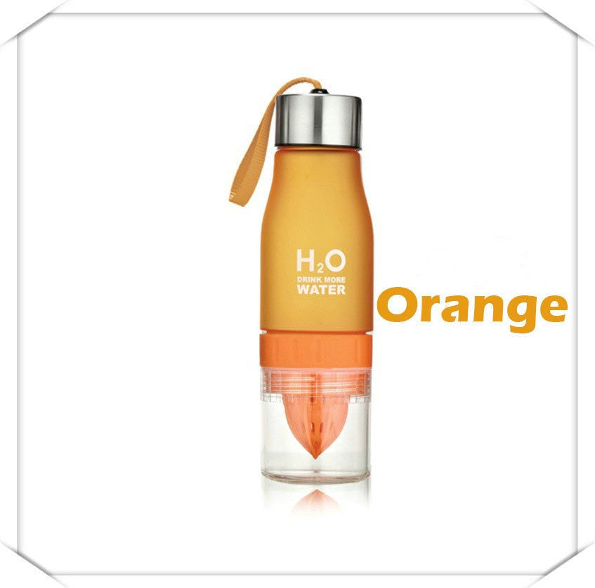 NEW Citrus Infusion Bottle - FitShopPro