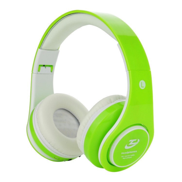 Hot BOAS Bluetooth Headphones Music Earphone Stereo Foldable Headset TF card with Mic Microphone for iPhone 6s plus Galaxy HTC -  - 5