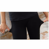 Sexy Mesh Side Pocket Fitness Leggings