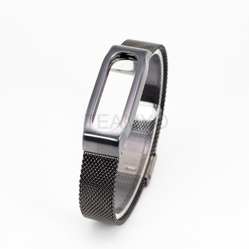 Elegant Metal Interchangeable Band for Xiaomi Smart Bracelet