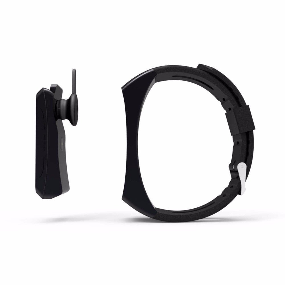 All in one B3 Smart Band + Bluetooth Earphone