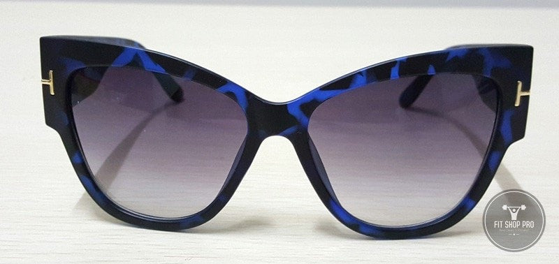 Oversize Acetate Cat Eye Sunglasses